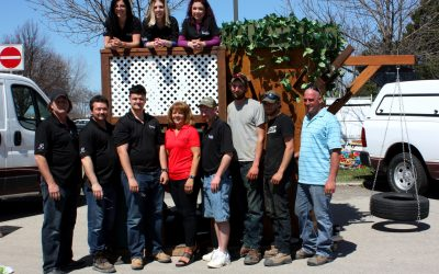 Playhouse Build and Auction 2016