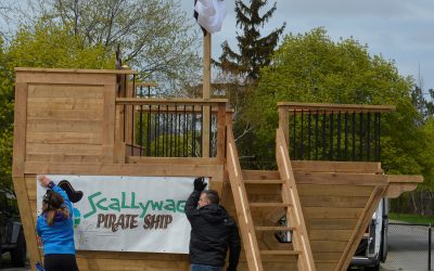 Playhouse Build and Auction 2017