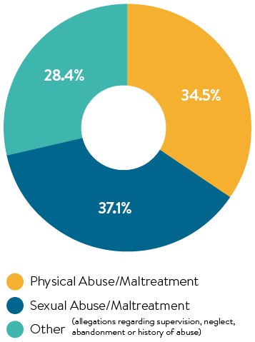 Nature of Abuse Cases